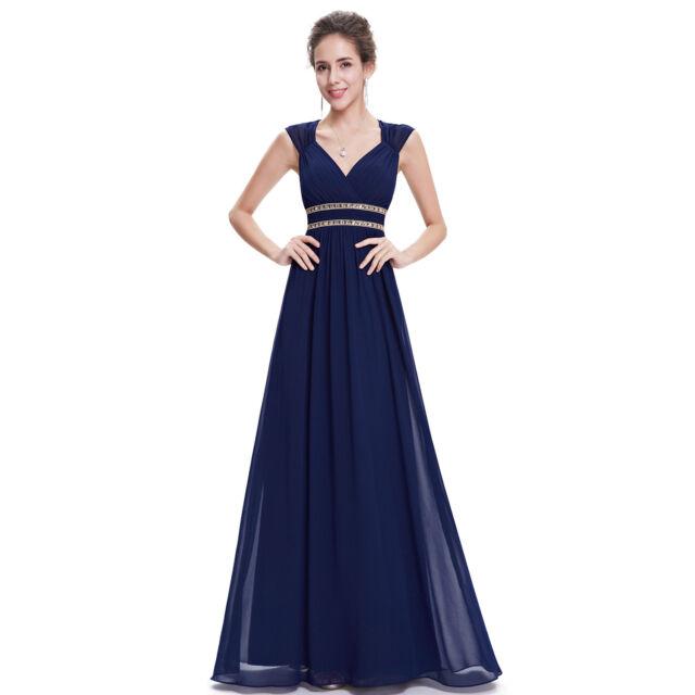 70b18d1f2fb5 Ever-Pretty Evening Dress Beaded Wedding Formal Bridesmaid Party ...