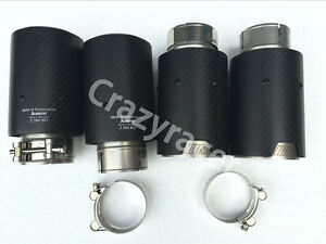 Carbon-Fiber-M-Performance-Exhaust-Tips-Muffler-Pipe-for-BMW-M3-M4-M5-M6-63-93