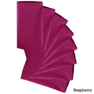 48cm*48cm Premium Printing Floral Wedding Restaurant Dinner Cloth Napkins 6Color
