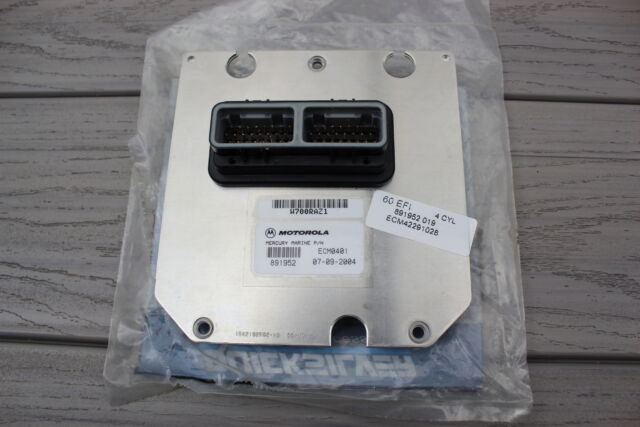 2006 Mercury 50hp ECM Engine Control Module 891952