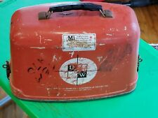 Vintage David White Dw 8300 Surveying Level Transit Instrument With Case