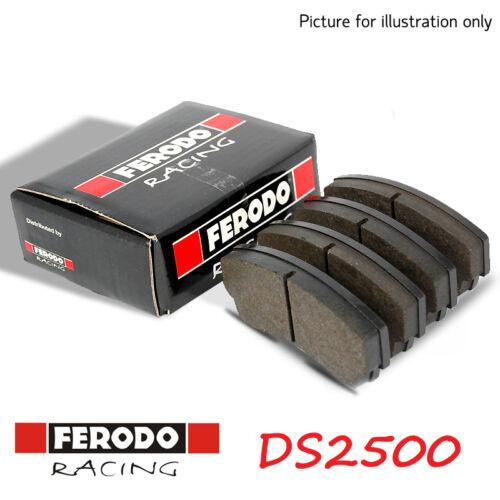993 Ferodo DS2500 FCP560H Porsche 911 3.6L 3.8L Carrera