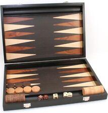 Geschenk medium 1163 von Philos mit Gravur Idee Backgammon Milos