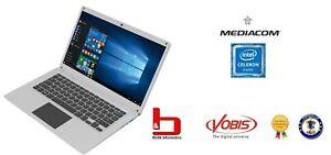 MEDIACOM-SMARTBOOK-145-14-1-034-INTEL-CELERON-N3350-2-4GHZ-RAM-4GB-32GB-SLOT-2-5-034