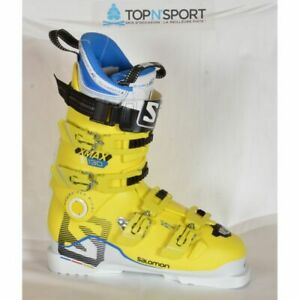 Chaussures Ski Piste Salomon X Lab 110 + Blanc Mixtes pas