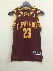 f7da4d7fbb9 Image is loading Adidas-NBA-Cleveland-Cavaliers-Lebron-James-Kids-Jersey-