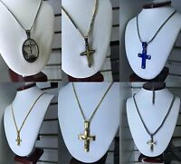 Stainless Steel Cross Sets Various Choices