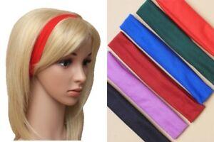 3cm Purple School Headband Bandeau Hair Band Hair Accessory Hair Accessories UK