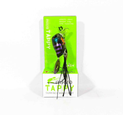 1104 Jackall Micro Tappy Floating Lure Smoky Gill