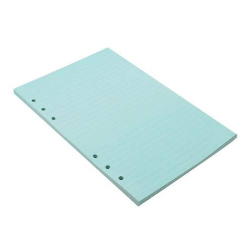 A5 Colors Refills Spiral Notebook Loose Leaf Binder Inner Pages Filler Paper Z
