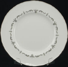 Royal Worcester Silver Chantilly Salad Plate