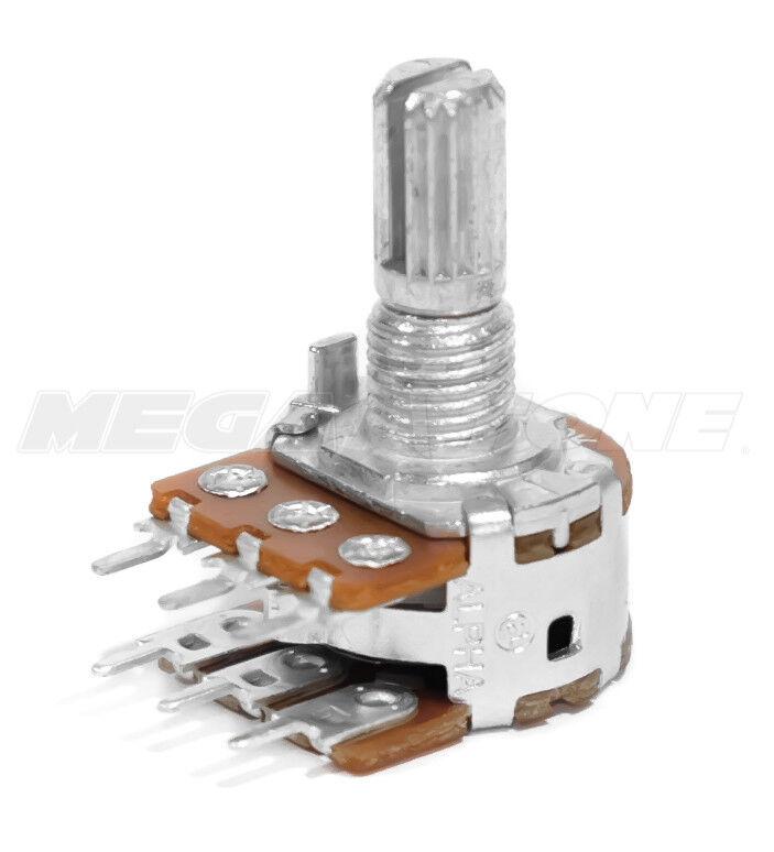 ♻ ALPHA A22K 22K Ohm 16mm PCB Pot Potentiometer Log Mixer Amp ♻BioPackaging♻