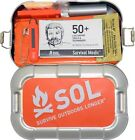 SOL Traverse Survival Kit Tin SHTF Outdoor Emergency EDC Medic