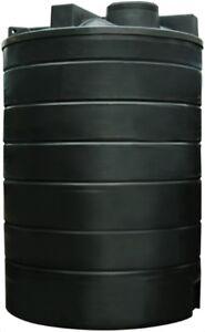 "Ecosure Large 25000 Litre Ltr Rain Water Tank - Non Potable - Free 2"" Valve"