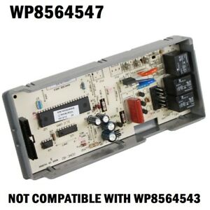 Genuine-OEM-WP8564547-Whirlpool-KitchenAid-Dishwasher-Control-Board-8564547
