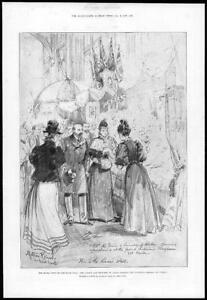 1897-Antique-Print-STAFFORDSHIRE-Stoke-on-Trent-Trentham-Hall-Fenton-271