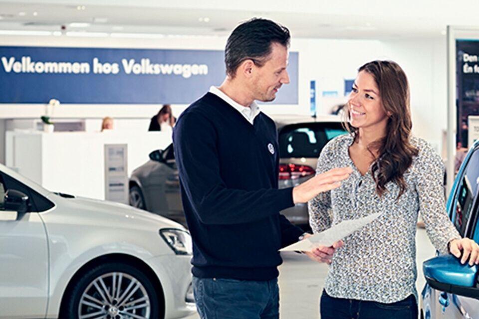 Salgsrådgiver, København, Volkswagen København