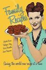 Family Recipes Saving The World One Recipe at a Time by Martie Kraus Paperback