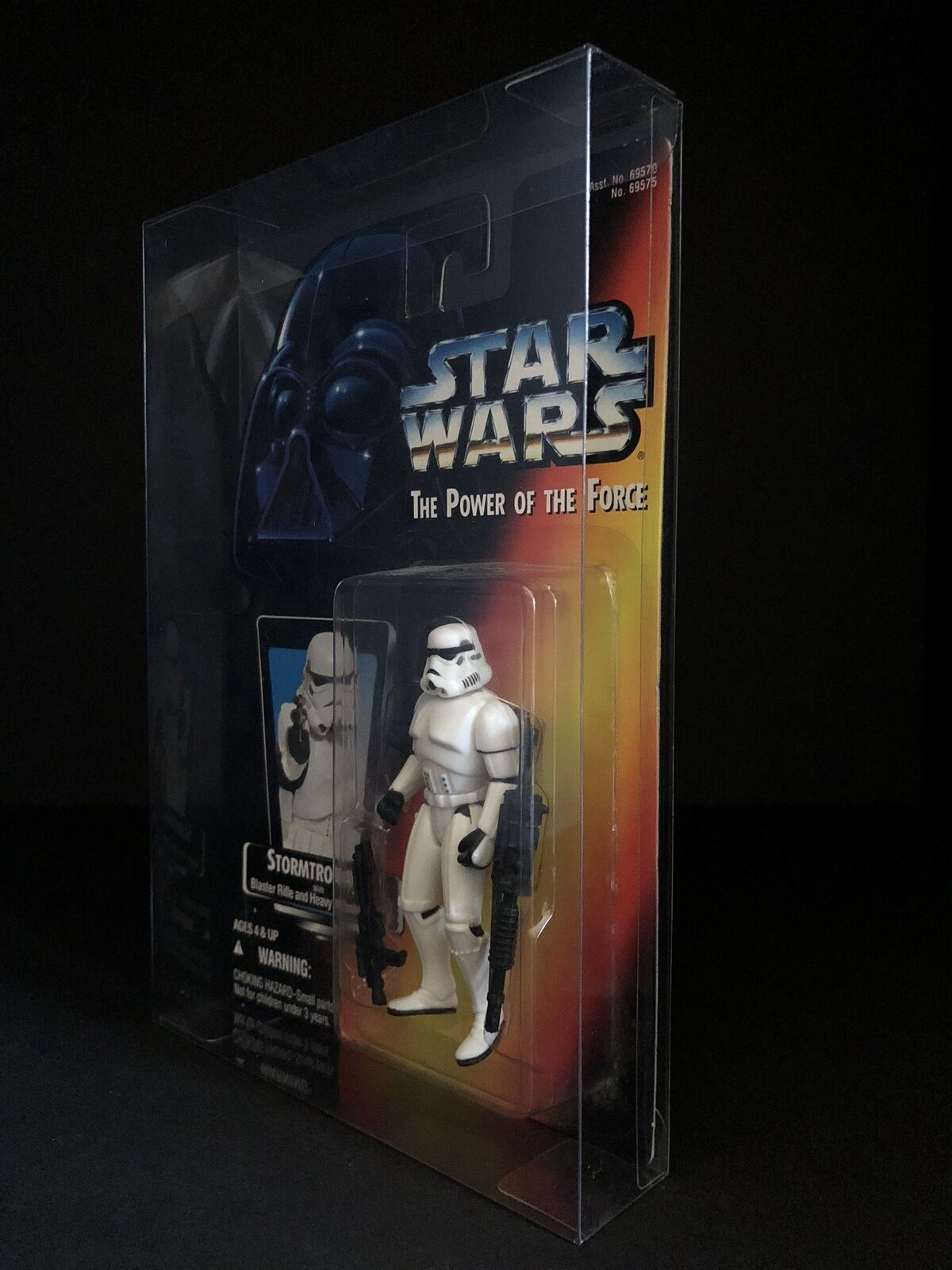 Star Wars The Power of the Force 3.75 Inch Protective Display Case