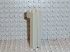 LEGO® 6056 Führungsschiene grau Burg Torführung Säule m. Nut 6086 6098 6091 R952