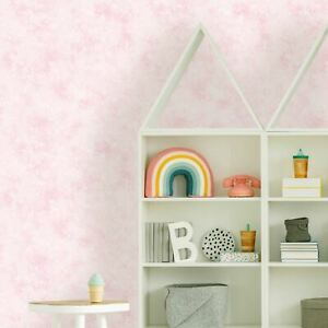 Over-The-Arc-En-Ciel-Iridescent-Texture-Peint-Rose-Holden-91061-Pois-Filles