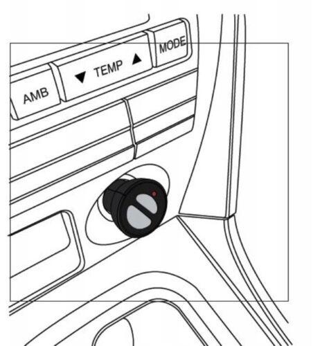 KFZ Adapter Auto Fernbedienung Handsender für Flügeltor 433,92 MHz   SEL-2a