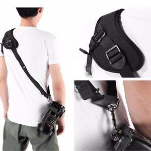Focus-F-1-Quick-Rapid-Neck-Sling-Shoulder-Belt-Camera-Strap-for-SLR-DSLR
