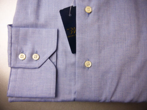 Brooks Brothers Regent Slim Fit Luxury Egyptian Cotton Dress Shirt  $185 ~ New