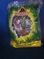 Burger King Small Soldiers Toy In Bag Insaniac With Stand