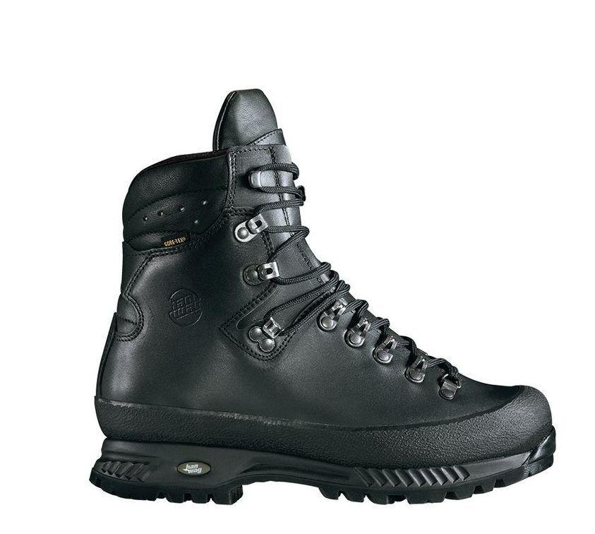 Hanwag Sautope Montagna  Alaska Wide GTX uomini diuominiione 11  46 Nero