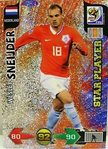 Panini Adrenalyn XL WM 2010 wesley sneijder Star Player  </span>