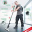 Unger FAVMF erGO Clean /& Wax Klettmop Beschichtung Klettmopp 40 cm