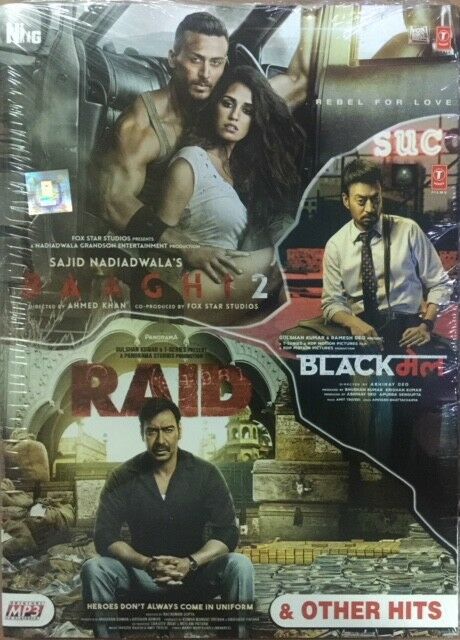 Baaghi 2 Raid Blackmail Plus Other Hits Original Bollywood Mp3 50 Songs
