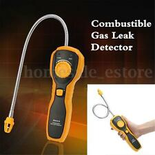 Portable Digital Combustible Gas Detector Gas Leak Location Determine Tester New