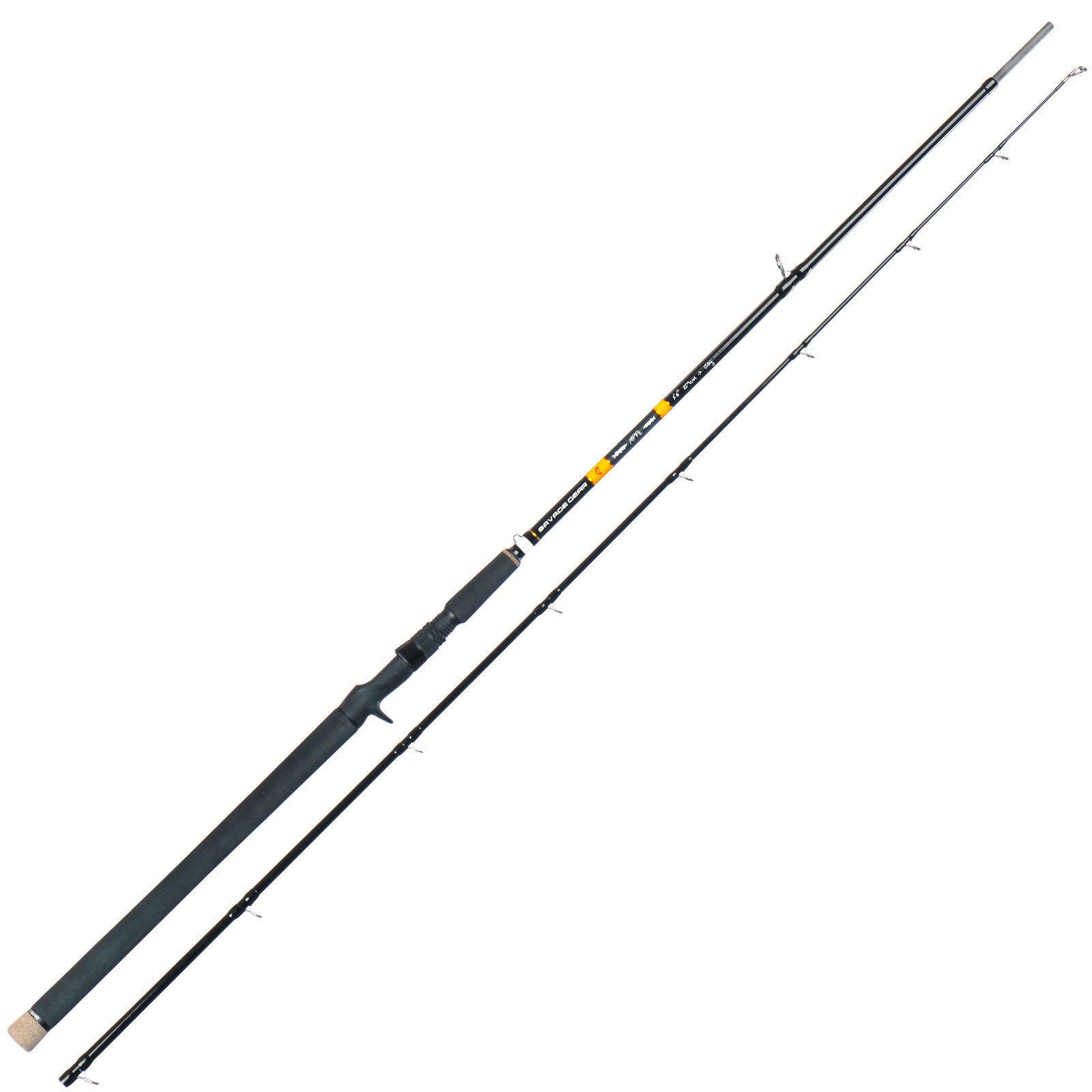 Savage Gear Baitcaster Rute Triggerrute -  MPP2 Trigger 8ft6in 2,59m bis 220g