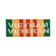 "Vietnam Veteran United States Navy Patch 4/"" x 2/"" Free Shipping P1129"