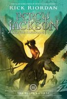 The Titan`s Curse (percy Jackson And The Olympians, Book 3) By Rick Riordan, (pa