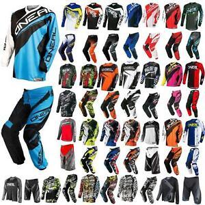 ONeal-pantalones-de-Jersey-de-los-ninos-de-pantalones-cortos-ninos-MX-bicicleta-DH-montana-bicicleta