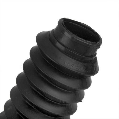 2 Universal Gummi Gabel Abdeckung Stoßdämpfer Staub Gummi Abdeckung