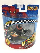 Super Motor Heroes Venom Ripcord Powered Racing New