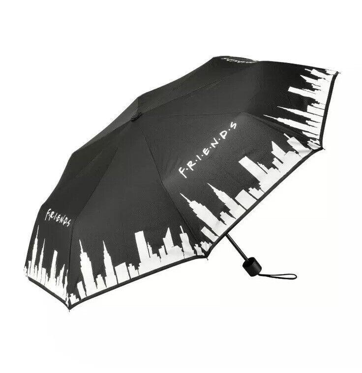 Friends Colour Change Umbrella Folding umbrella Gift New