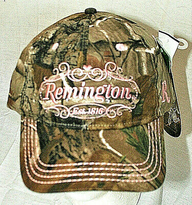Remington Rhinestone Ladies Hat Cap ~ New