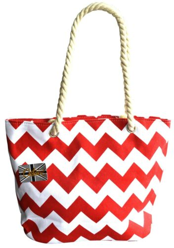 OCTAVE® Ladies Summer Beach Tote Handbags Collection Various Styles /& Colours