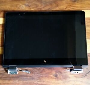 HP Spectre X360 15-BL 4K display assembly LCD lid cracked digitizer 911082-001