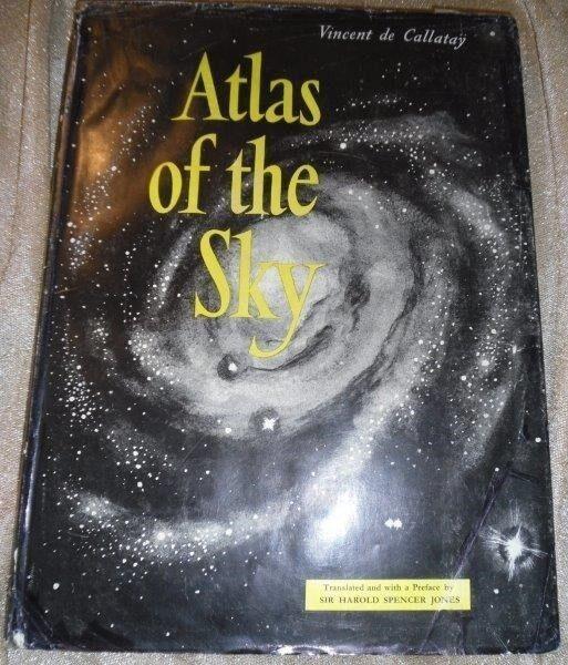 Atlas of the Sky, Vincent de Callatay, emne: