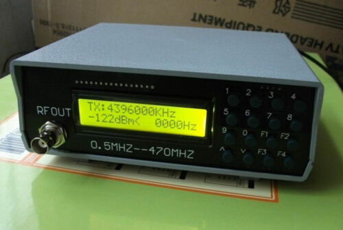 0.5Mhz-470Mhz-RF-Signal-Generator-Meter-Tester-For-FM-Radio-walkie-talkie-debug