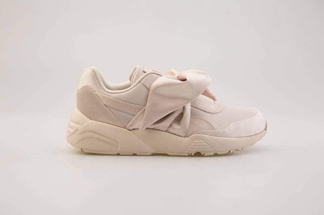 365054-02 Puma x Fenty By Rihanna Femme Bow Sneaker Rose Rose tint
