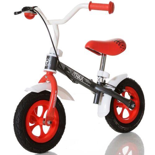 Bicicletta Bici Bambini 2-4 Anni Senza Pedali con Ruote Pneumatica i Freno