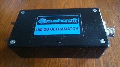 Cushcraft 13b2 Ersatzteil: Key Um2u Ultra Match Network / Anpassnetzwerk Gute QualitäT