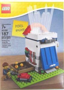 LEGO-40188-Pencil-Holder-Pot-187-pcs-NIB